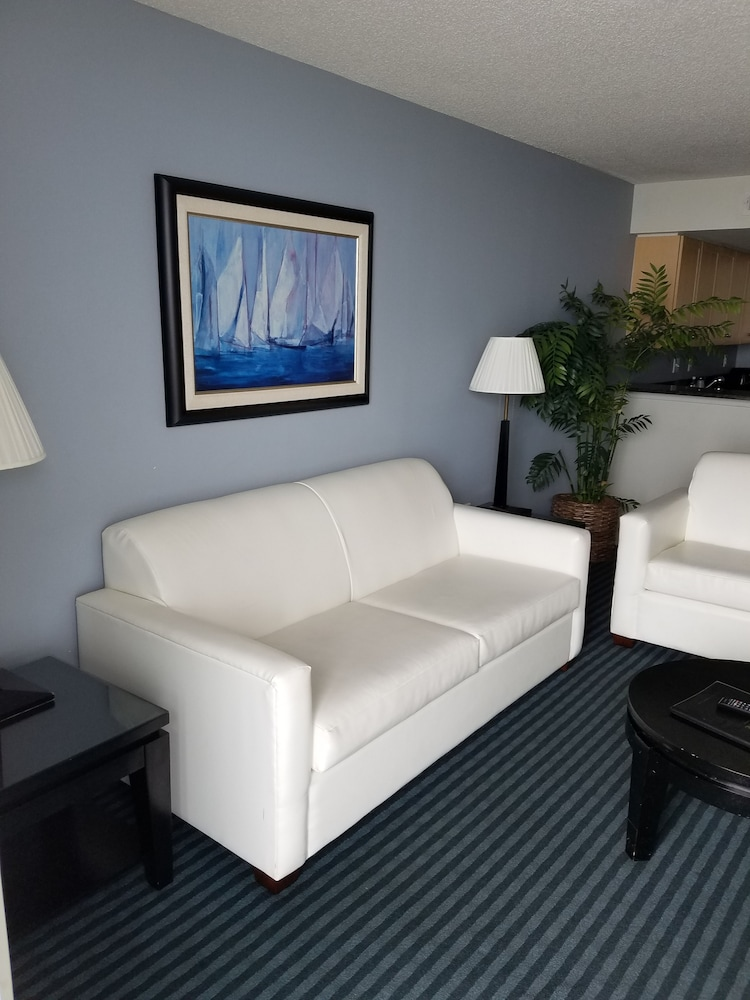 Living Room, Oceans One Resort