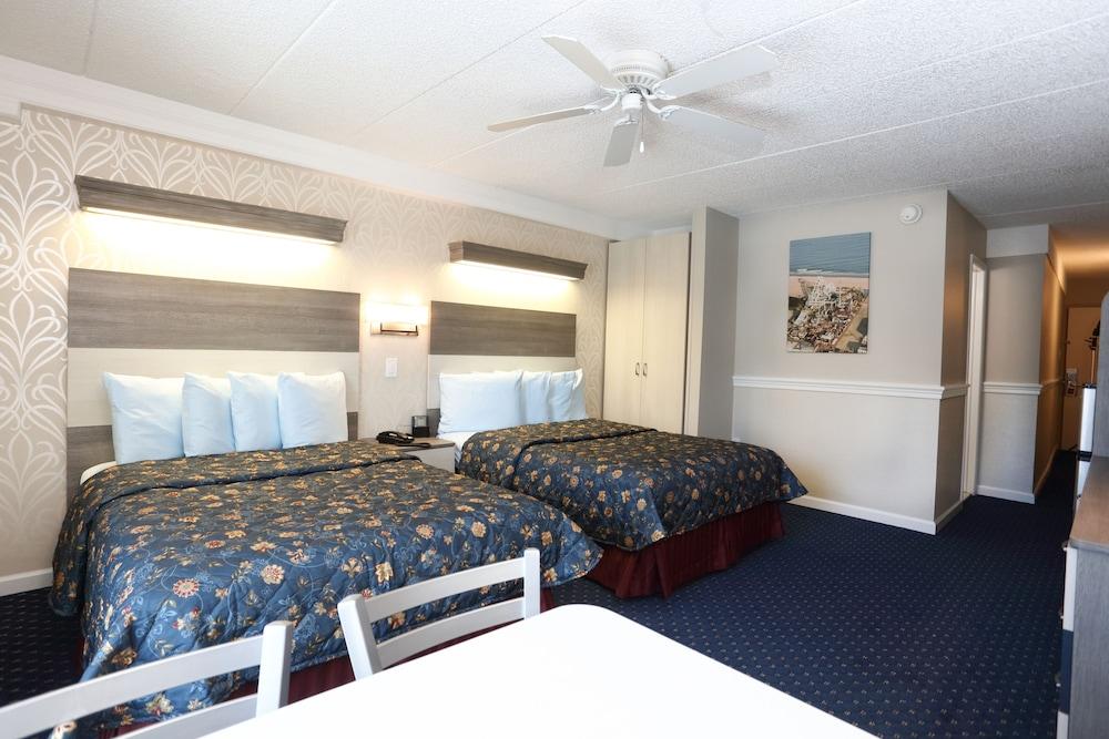 Adventurer Oceanfront Inn In Cape May Wildwood Hotel