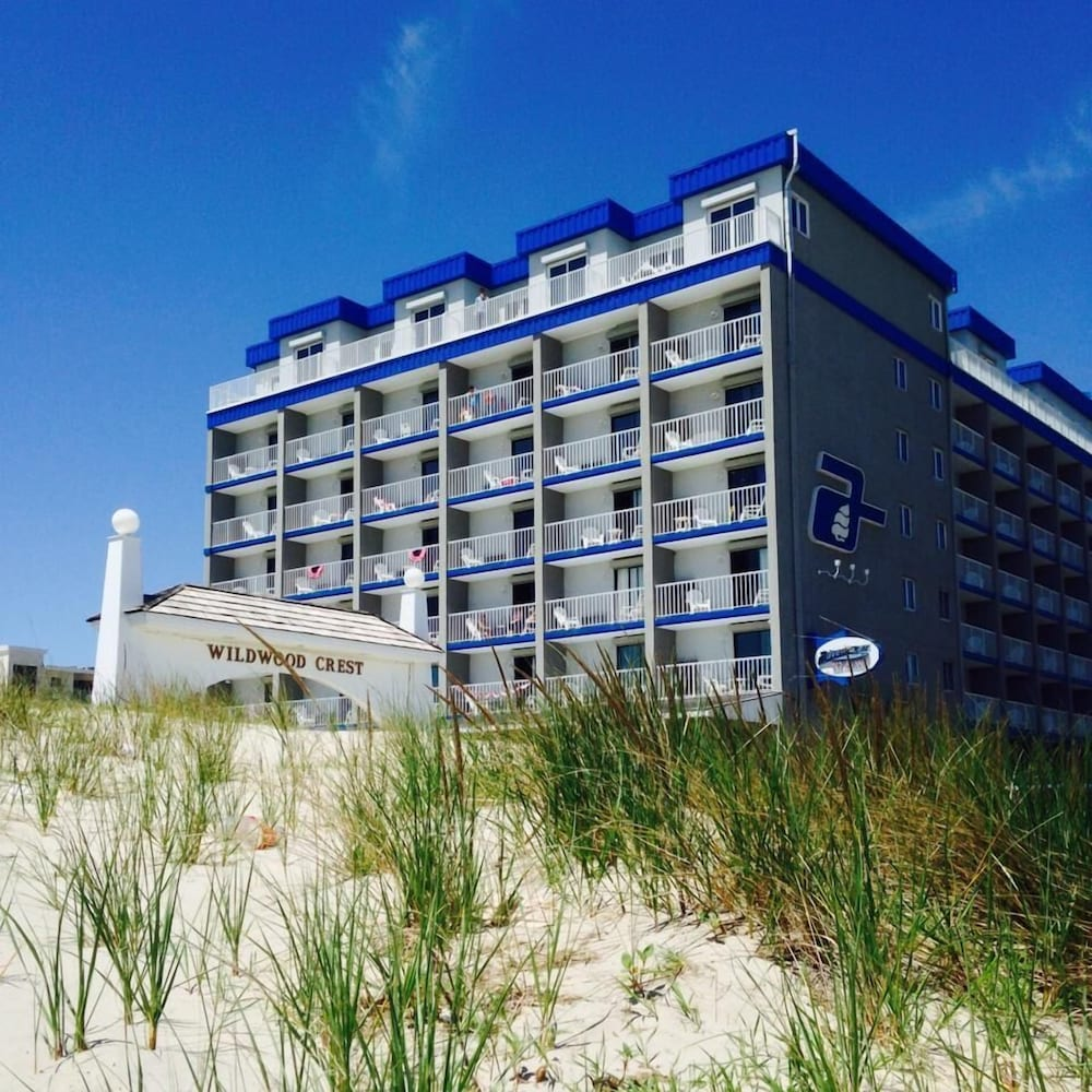 Adventurer Oceanfront Inn Cape May Wildwood 2019 Room