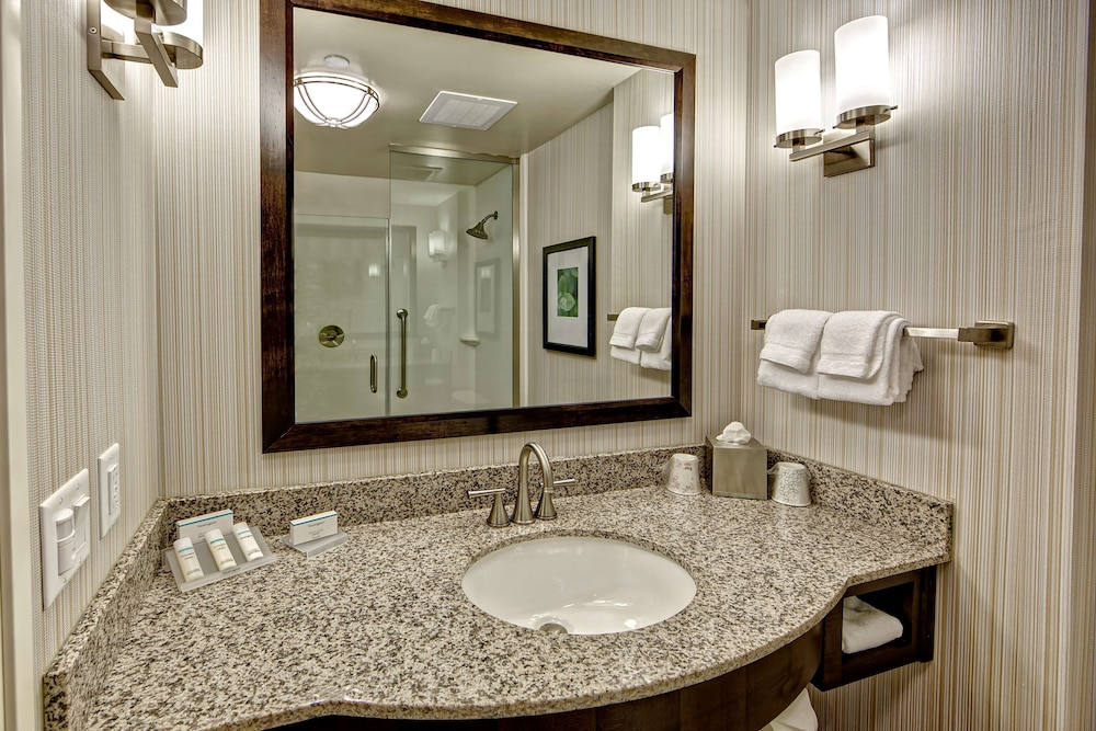 Bathroom, Hilton Garden Inn Nashville Downtown/Convention Center