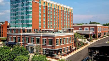 Hilton Garden Inn Nashville Downtown/Convention Center