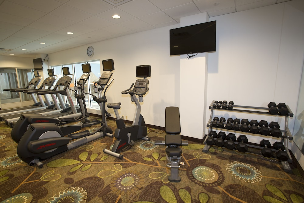 Fitness Facility, Holiday Inn Morgantown - University Area