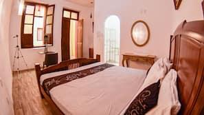 Ropa de cama de alta calidad, caja fuerte, tabla de planchar con plancha