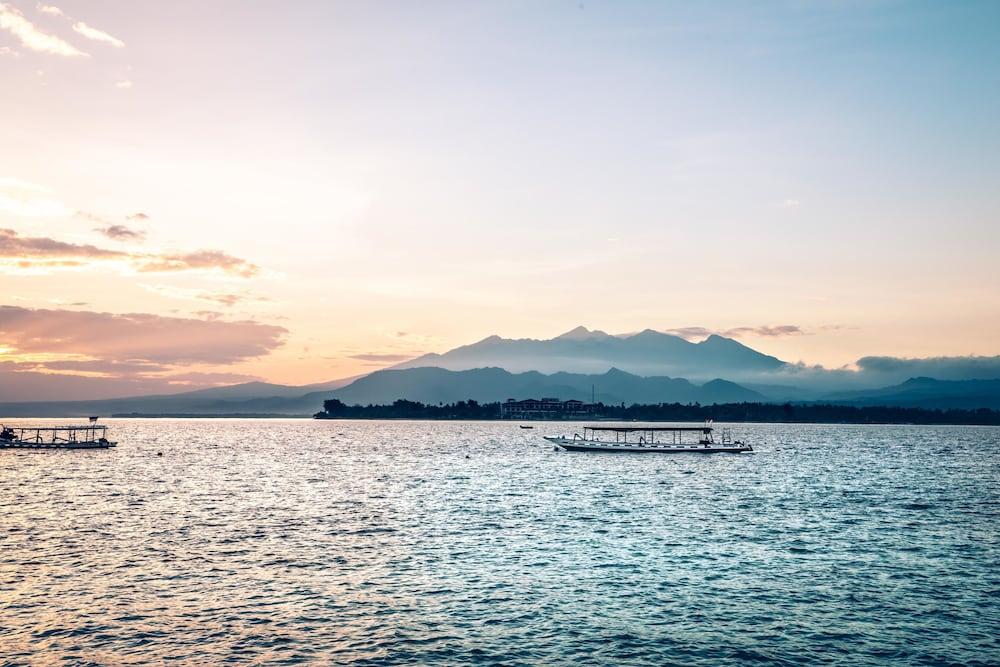 Manta dive resort gili air lombok indonesien - Manta dive gili air resort ...