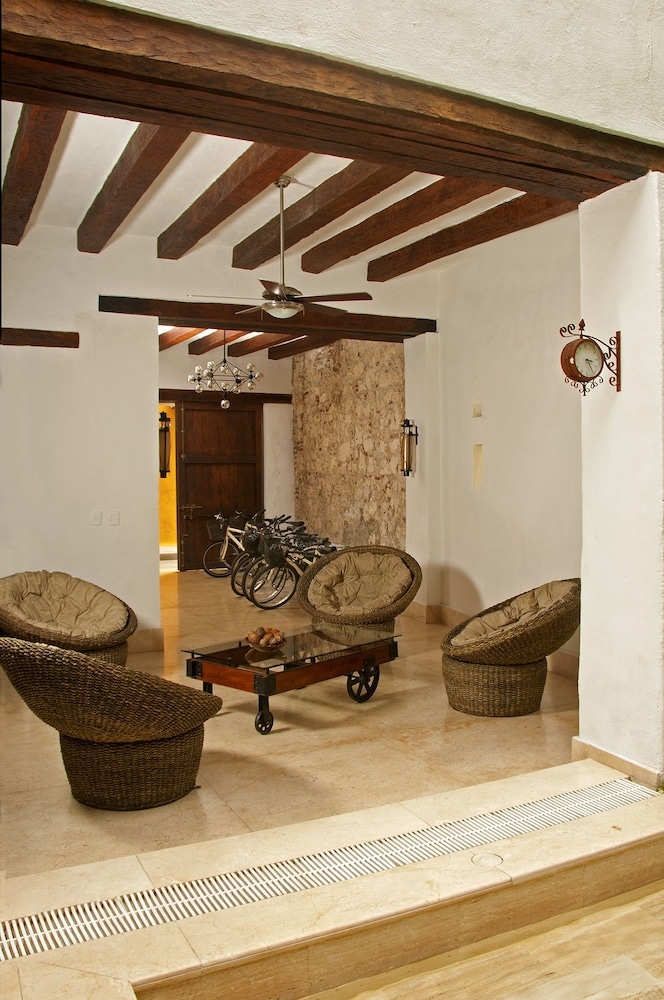 Lobby Sitting Area, Casa Gastelbondo By Vistamarina - Adults Only