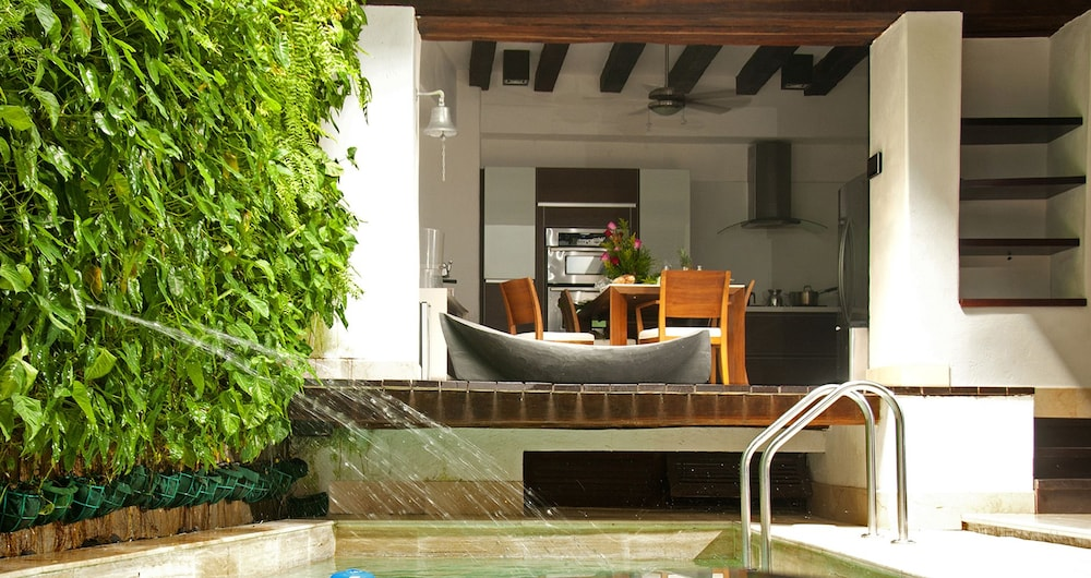 Indoor Spa Tub, Casa Gastelbondo By Vistamarina - Adults Only
