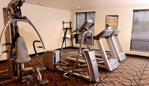 Gym, Ledgestone Hotel Vernal