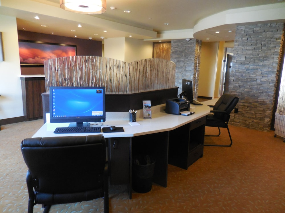Business Center, Ledgestone Hotel Vernal
