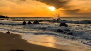 Perto da praia