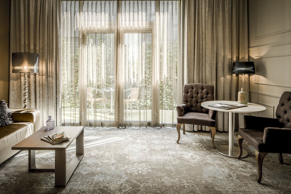 Terraza o patio luxury suites amsterdam