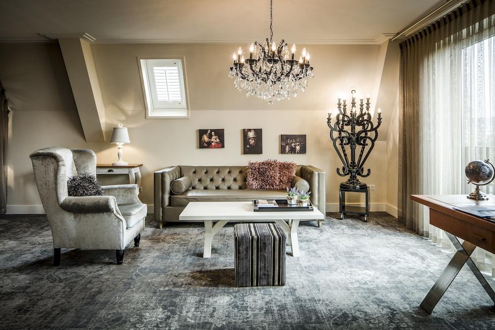 Habitación luxury suites amsterdam
