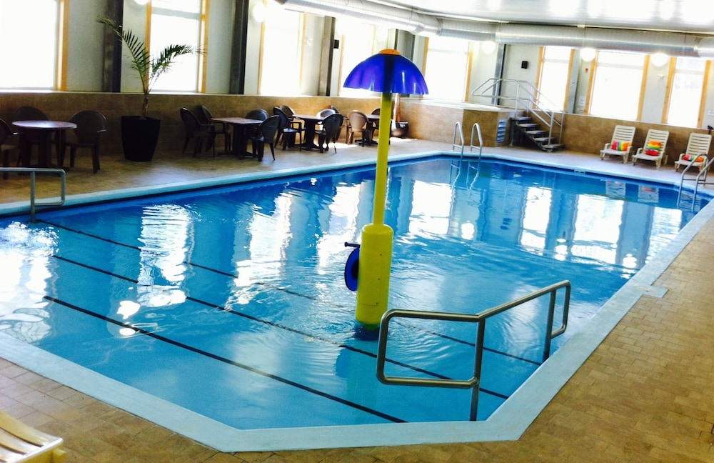 Indoor Pool, White Point Beach Resort