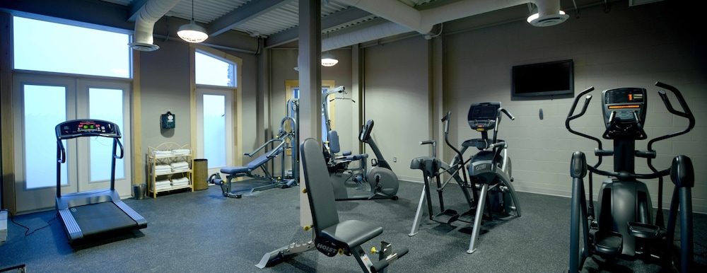 Fitness Facility, White Point Beach Resort