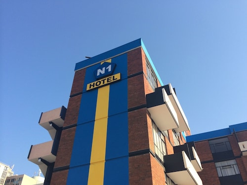 The N1 Hotel Harare