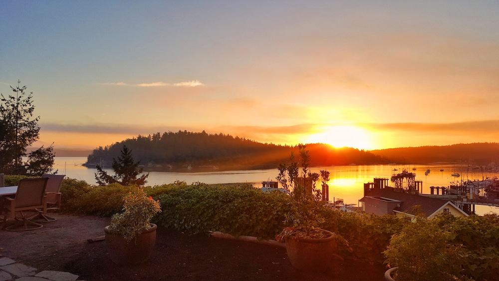 View from Property, Friday Harbor House