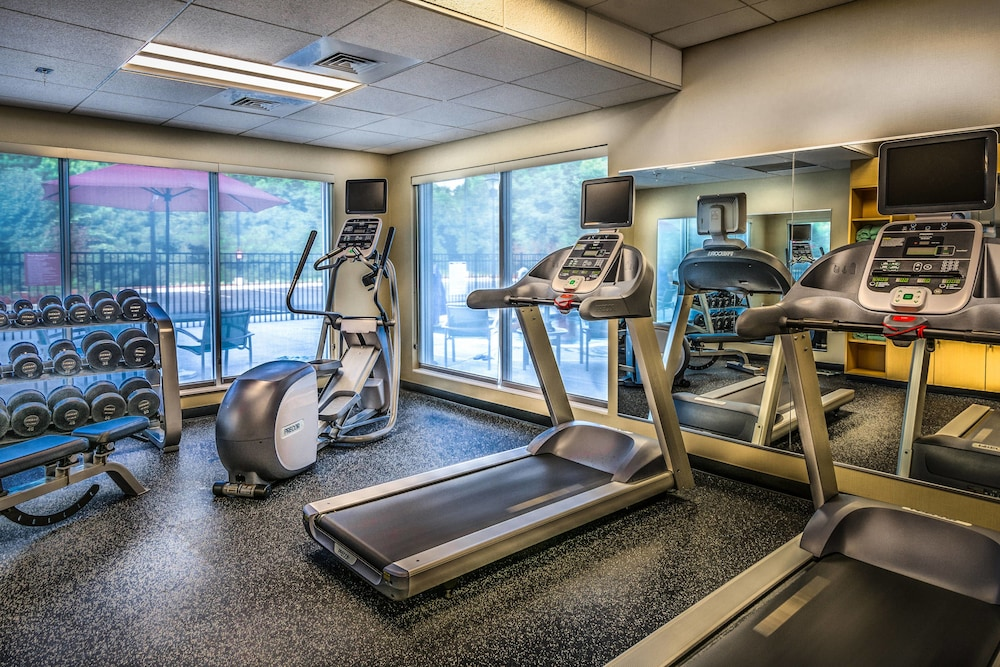 Fitness Facility, TownePlace Suites Goldsboro