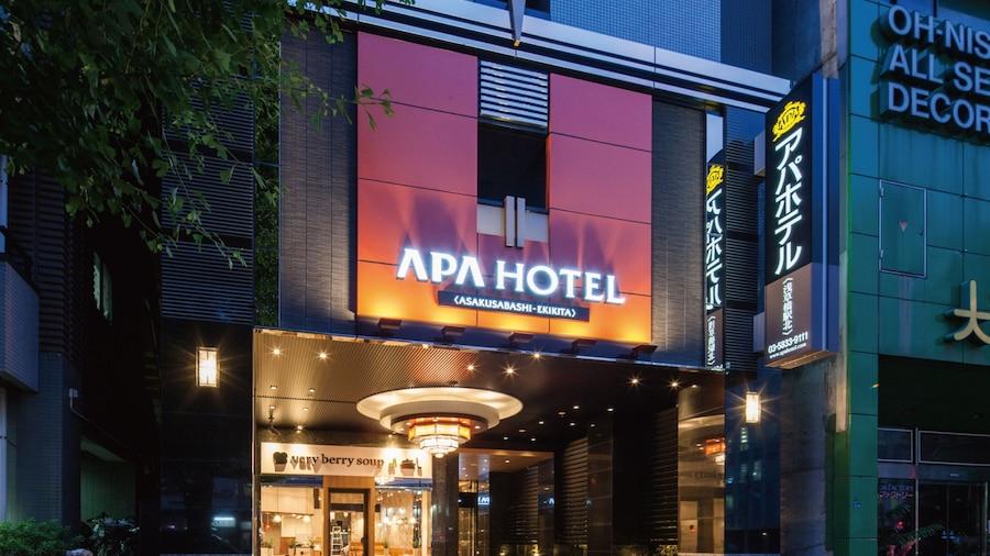 APA Hotel Asakusabashi-Ekikita