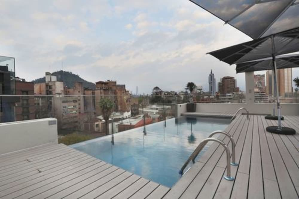 Outdoor Pool, Hotel Cumbres Lastarria