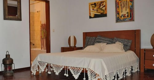 Room, Manawa Camp Holidays