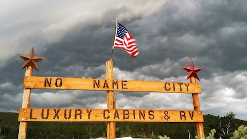 Great Place to stay No Name City Luxury Cabins & RV, LLC near Sturgis