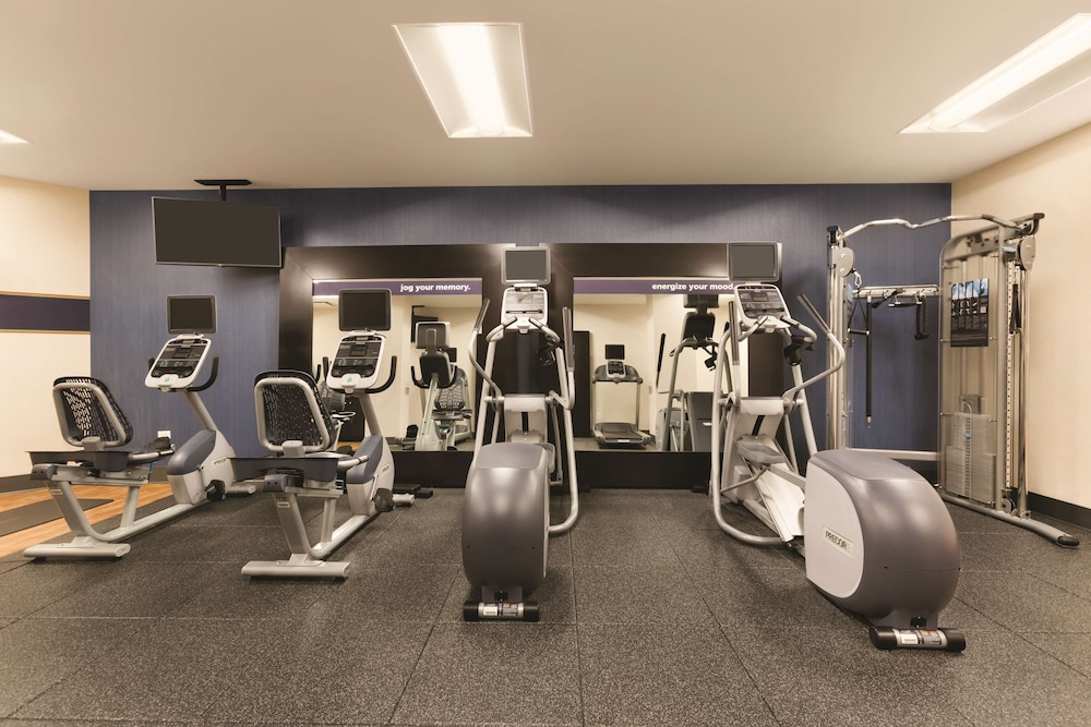 Fitness Facility, Hampton Inn Chicago Downtown/N Loop/Michigan Ave