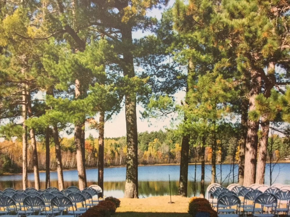 Outdoor Wedding Area, Great Northern Motel