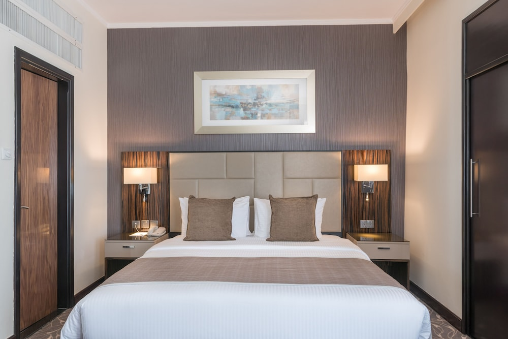 Hawthorn Suites by Wyndham Abu Dhabi City Centre in Abu Dhabi