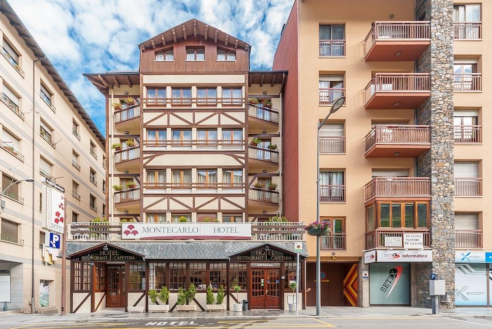 Hotel Montecarlo Encamp Hotelbewertungen 2019 Expedia De