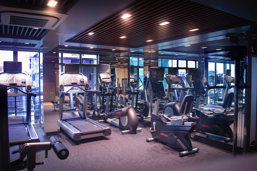 Fitness Facility, Best Western Chinatown Hotel