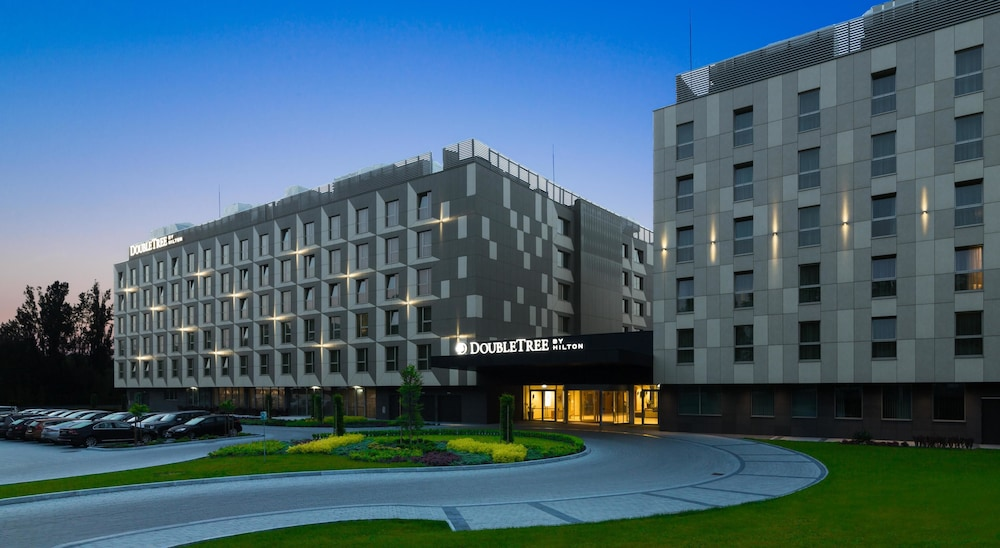 Doubletree By Hilton Krakow Hotel And Convention Center