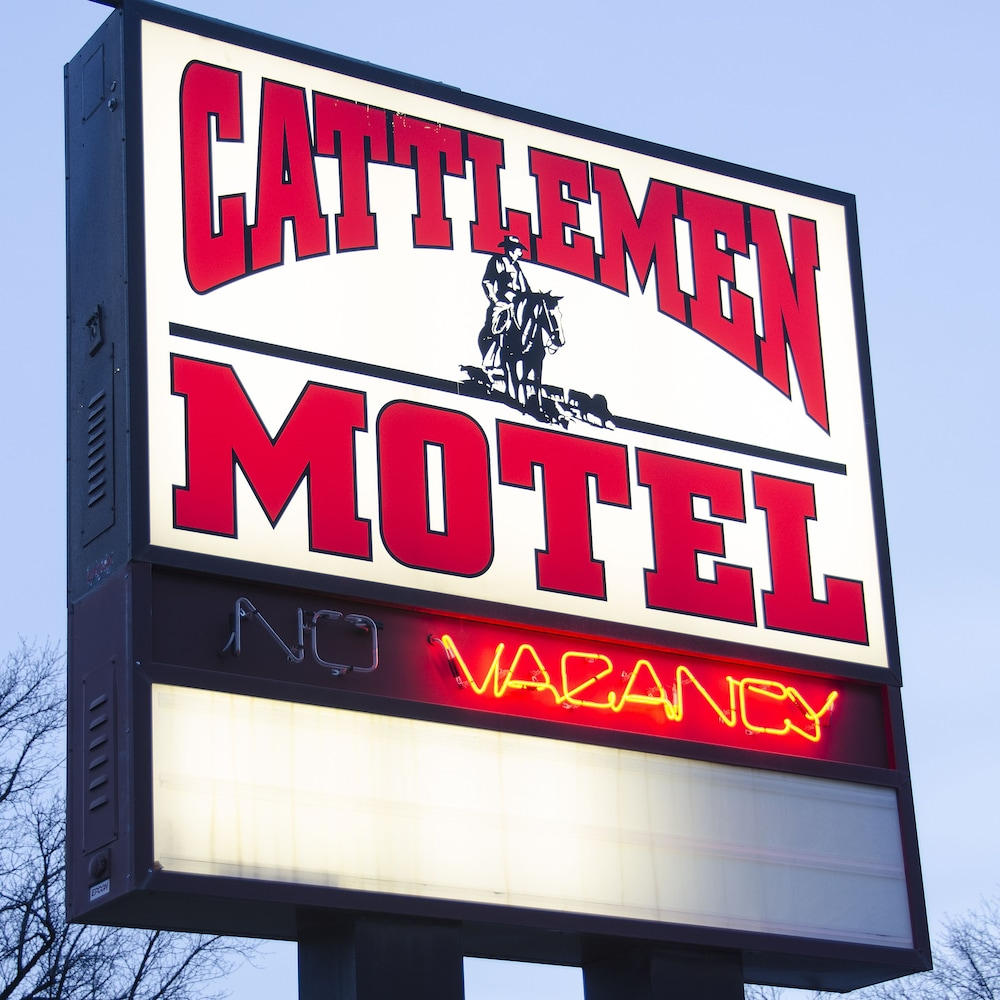 Featured Image, Cattlemen Motel