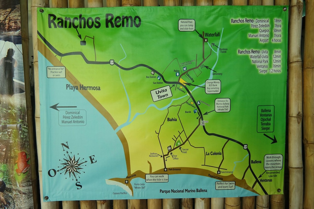 , Ranchos Remo Lodge