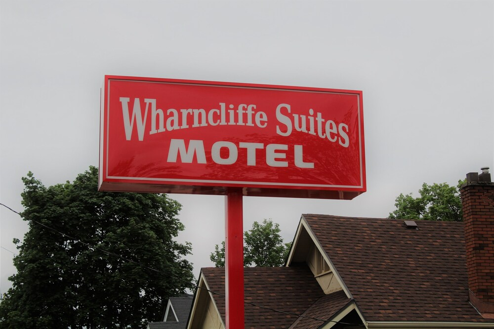 Exterior, Wharncliffe Suites Motel