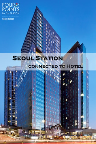 Four Points By Sheraton Seoul Namsan