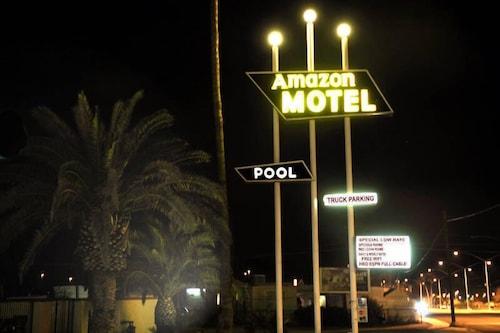 Amazon Motel in Tucson | Hotel Rates & Reviews on Orbitz