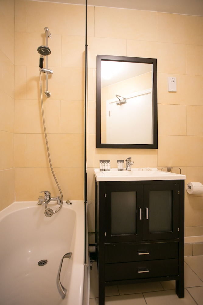 Bathroom, Temple Bar District Apartments