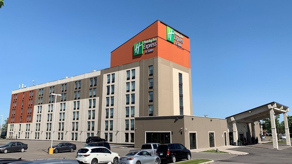 Featured Image, Holiday Inn Express & Suites Toronto Airport West