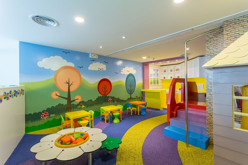 Children's Play Area - Indoor, Novotel Manila Araneta City Hotel