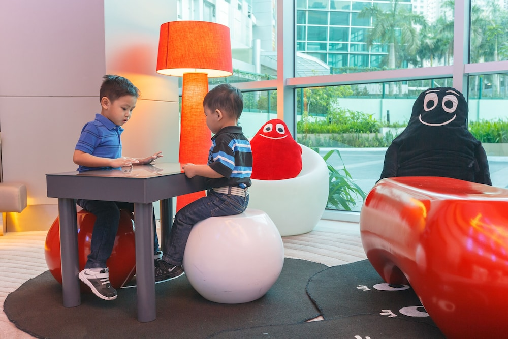Children's Area, Novotel Manila Araneta City Hotel