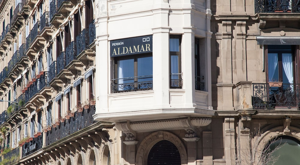 Hotel Pension Aldamar San Sebastian
