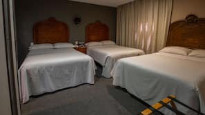 In-room safe, individually furnished, free WiFi, wheelchair access