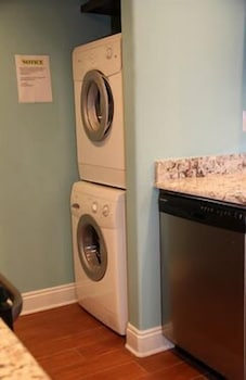 Laundry Room, Sugar Beach by Sugar Sands Realty