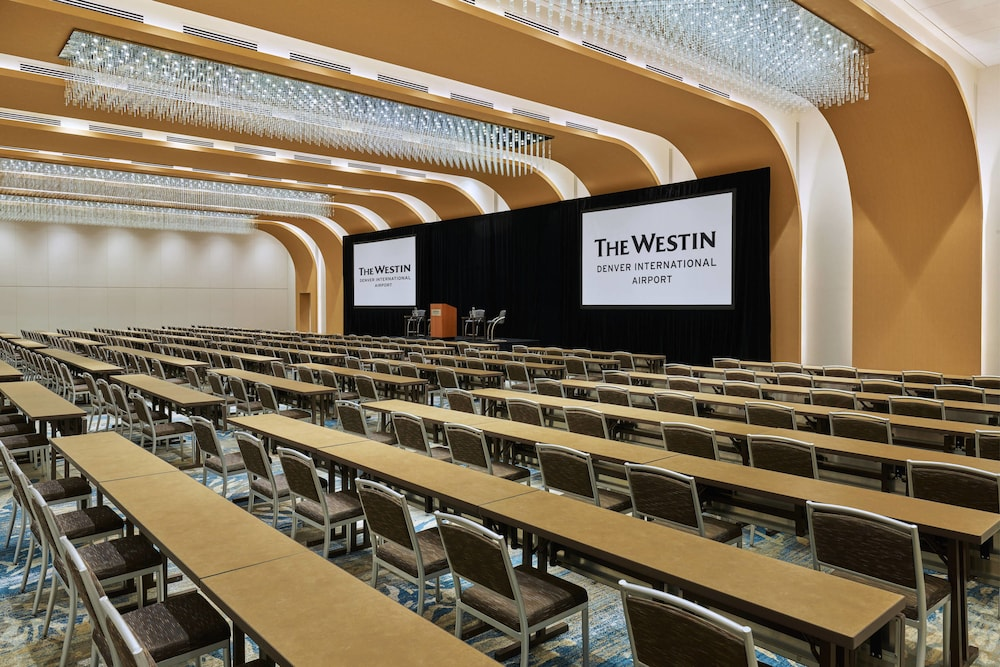 Meeting Facility, The Westin Denver International Airport