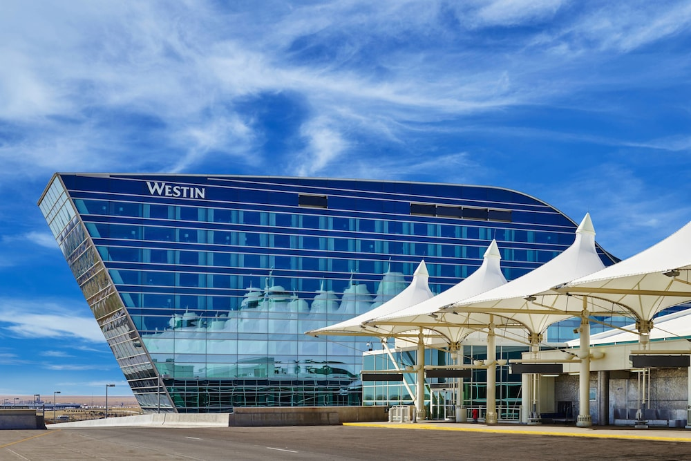Exterior, The Westin Denver International Airport