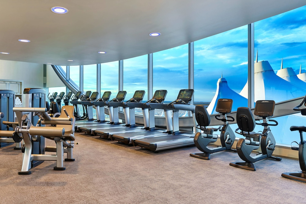 Fitness Facility, The Westin Denver International Airport