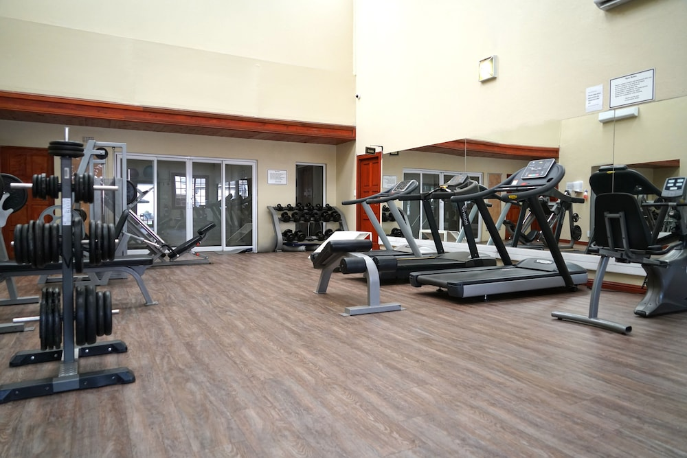Fitness Facility, Birchwood Hotel and OR Tambo Conference Centre