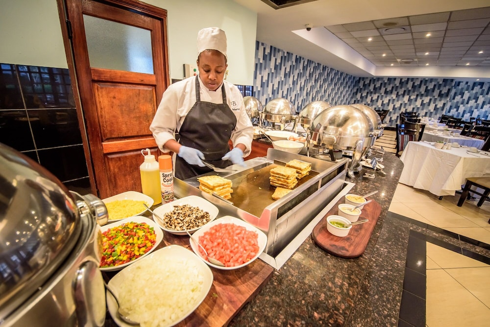 Breakfast buffet, Birchwood Hotel and OR Tambo Conference Centre