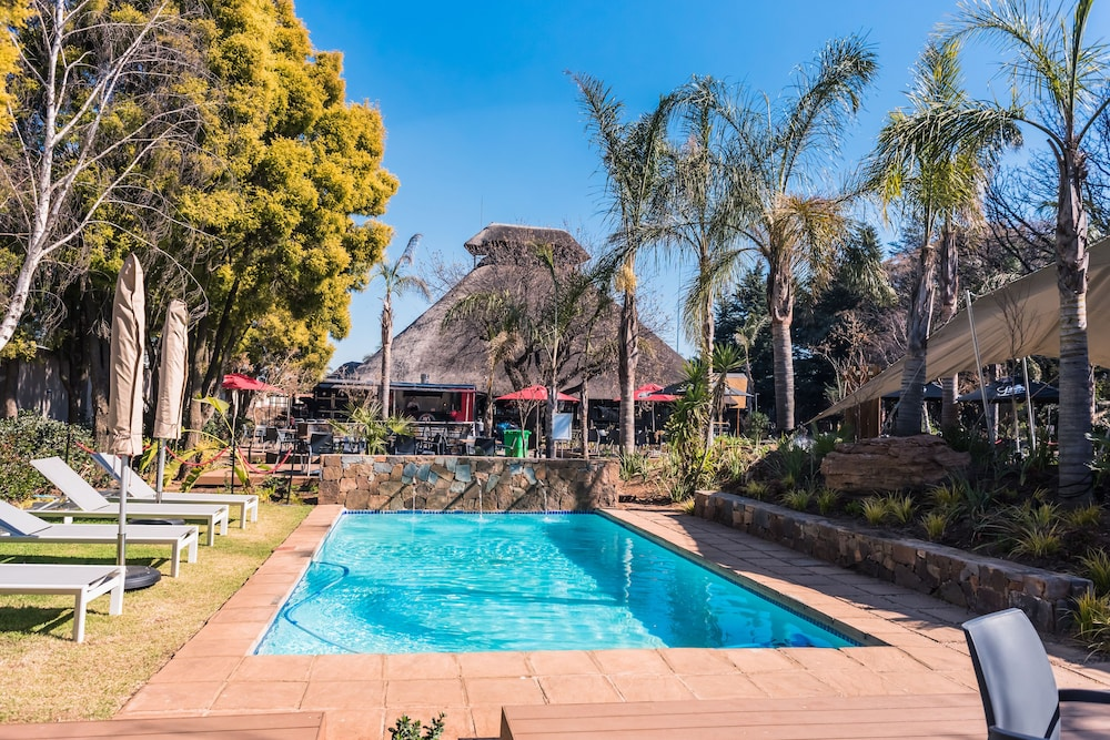 Outdoor Pool, Birchwood Hotel and OR Tambo Conference Centre