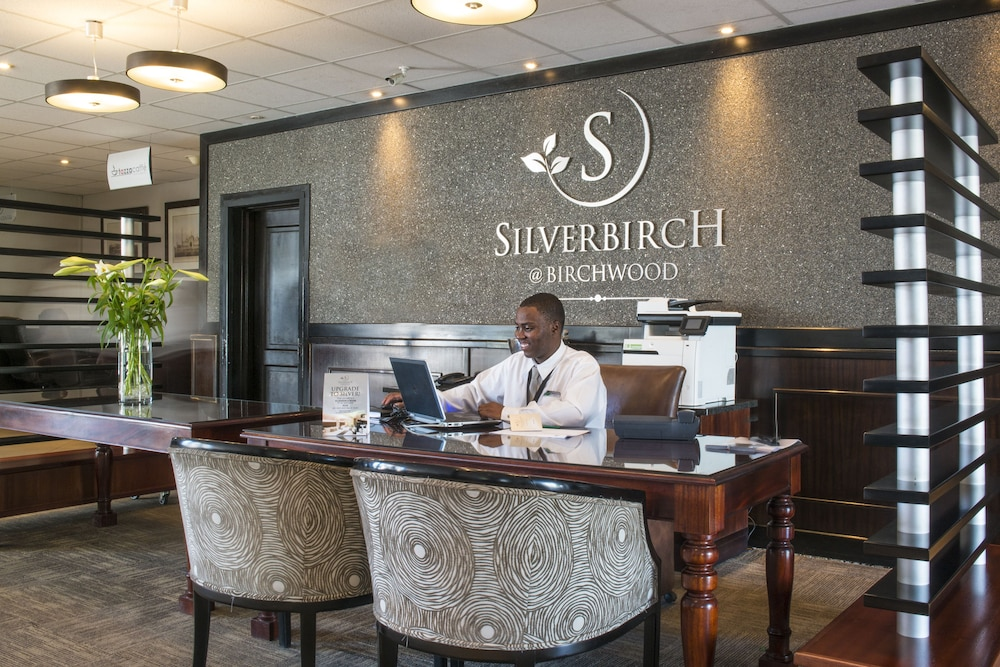 Check-in/Check-out Kiosk, Birchwood Hotel and OR Tambo Conference Centre
