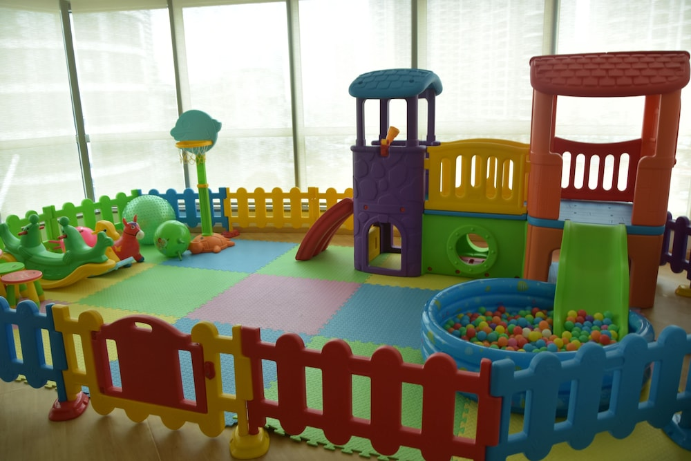 Children's Play Area - Indoor, Sheraton Zhanjiang Hotel